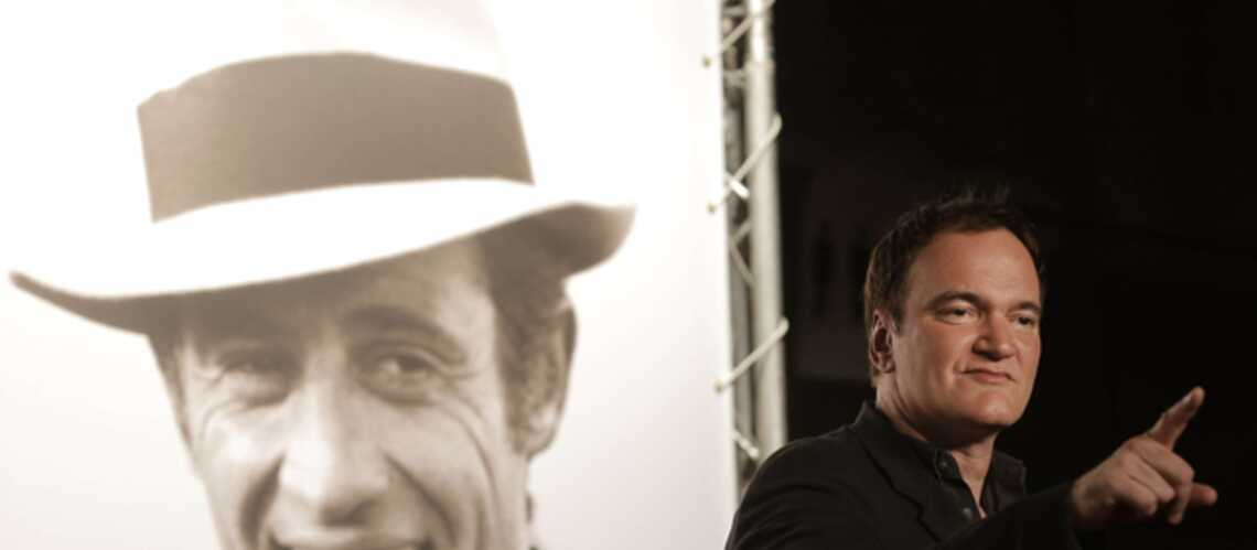Quentin Tarantino: son hommage à Jean- Paul Belmondo
