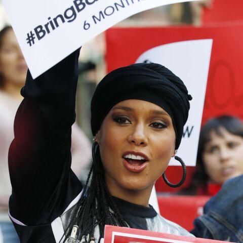 Alicia Keys se mobilise pour Bring Back Our Girls