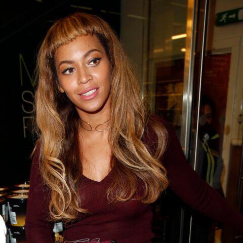 Coiffure de star – La frange de Beyoncé