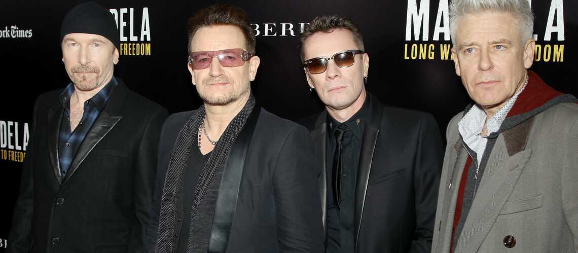 Bono «désolé» d'avoir forcé le téléchargement du dernier album de U2