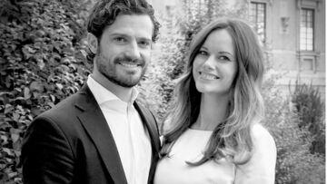 Carl-Philip et Sofia de Suède attendent leur premier enfant
