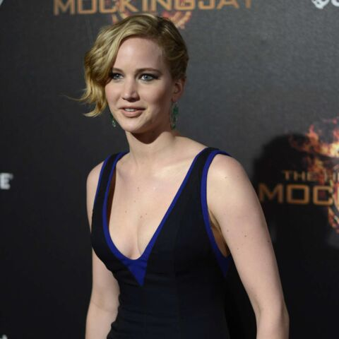 Jennifer Lawrence s'affiche avec Chris Martin
