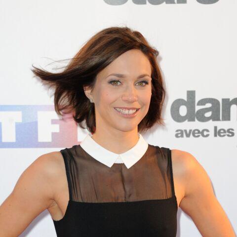 Nathalie Péchalat ne quitte plus l'écran