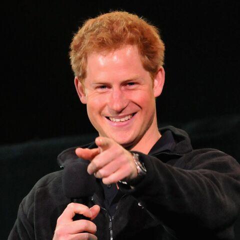 Prince Harry: 30 ans et un sourire