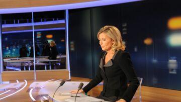 Claire Chazal: les adieux d'une reine de l'info