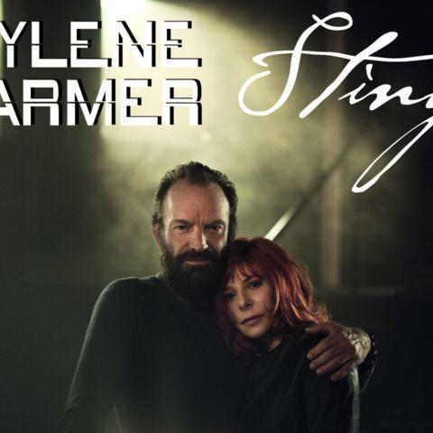 Vidéo – Le clip «Stolen Car» de Mylène Farmer et Sting
