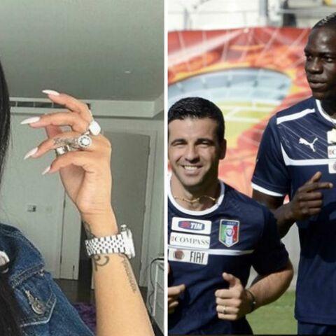 Photos – Qui est Fanny Neguesha, l'ex du footballeur Mario Balotelli?