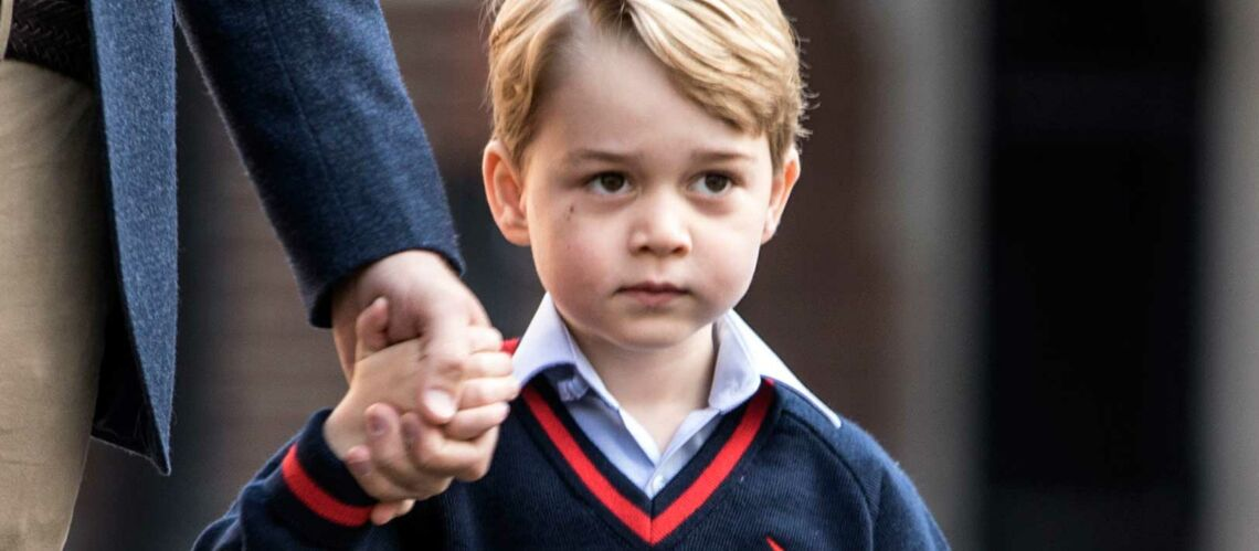 Les parents de l'école du Prince George sont priés de ne rien dire sur le dispositif de sécurité