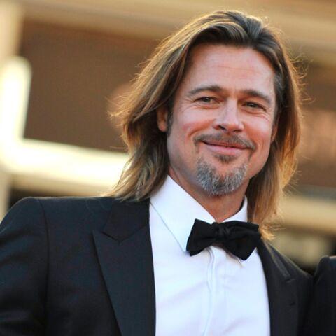 Brad Pitt porte les boxers de David Beckham