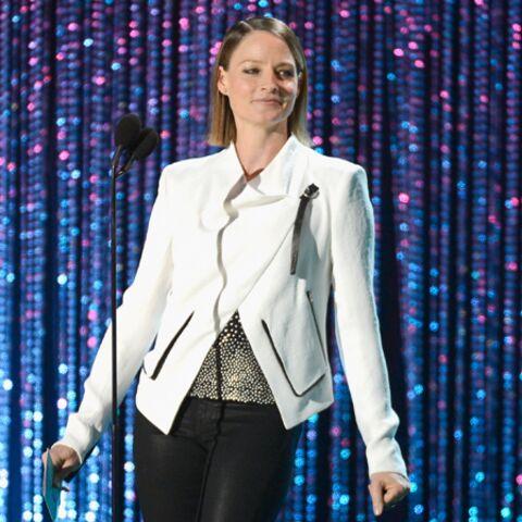 Jodie Foster soutient Kristen Stewart