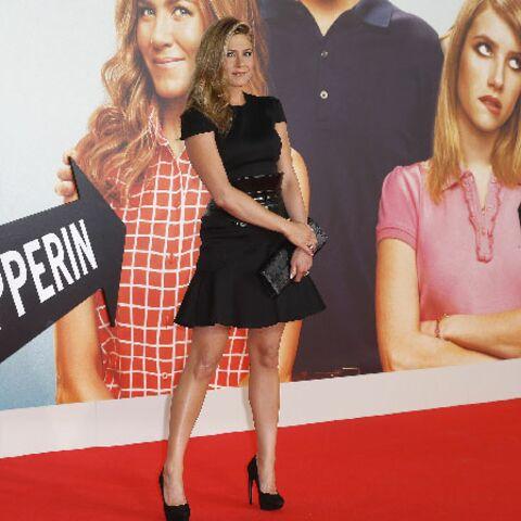 Photos- Jennifer Aniston, une mystérieuse taille de guêpe