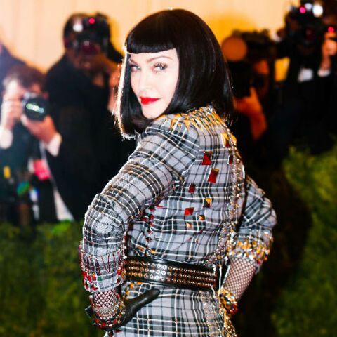 Photos- Madonna l'âge de la déraison (encore)