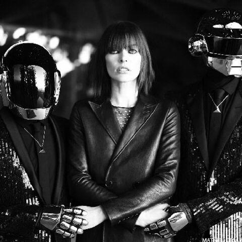 Milla Jovovich nouvelle recrue chez les Daft Punk