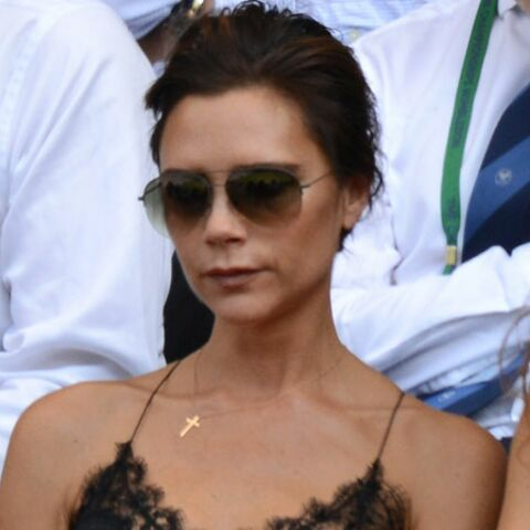 Victoria Beckham adepte de la nuisette