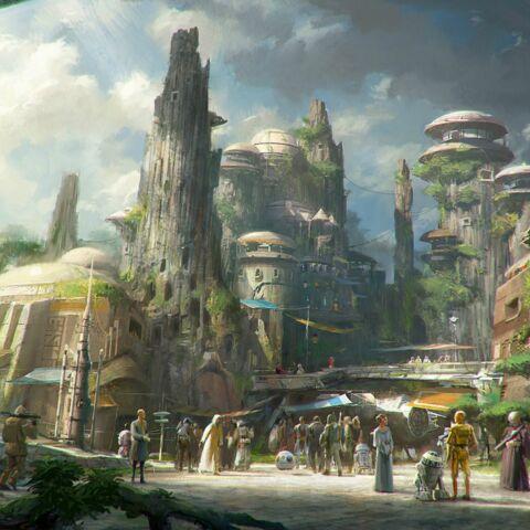 Il y aura deux parcs d'attractions Star Wars aux Etats-Unis