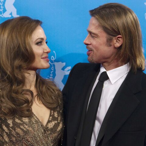 Brad Pitt et Angelina Jolie: sept ans d'amour