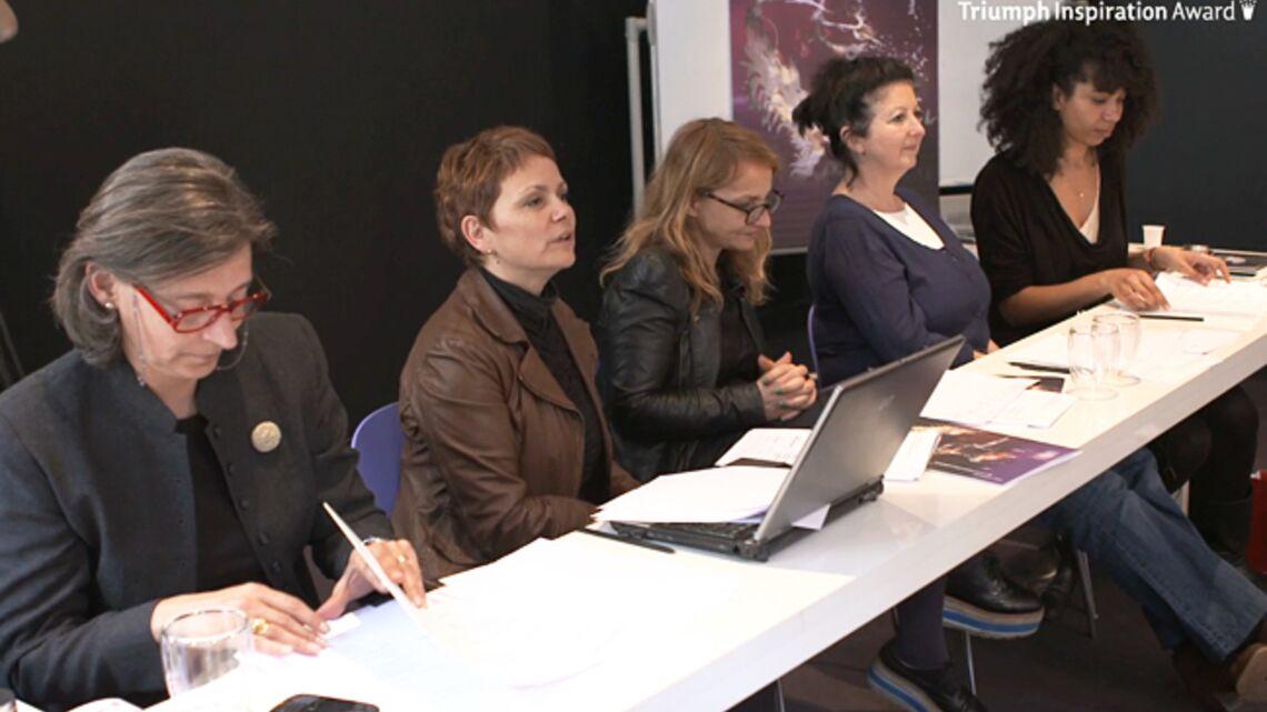 Triumph Inspirational Award 2012: découvrez les 10 candidats sélectionnés!