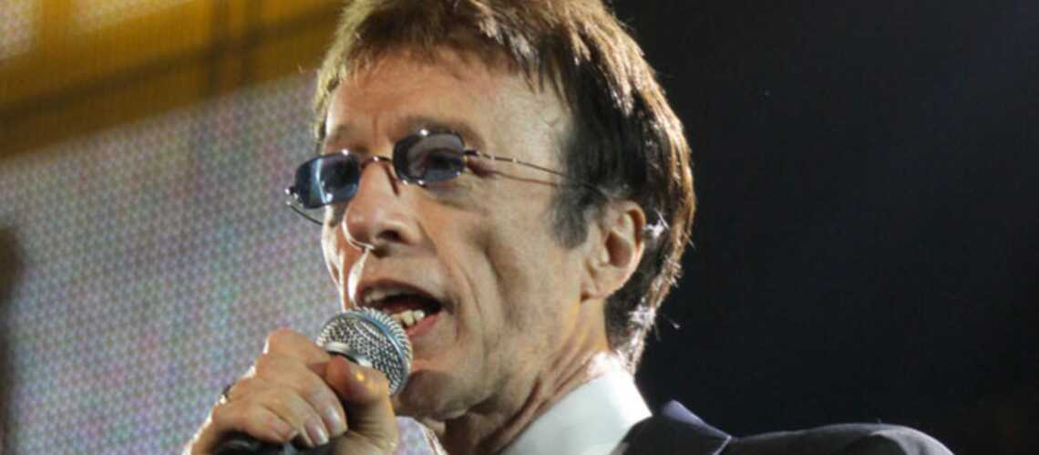 Robin Gibb des Bee Gees dans la coma