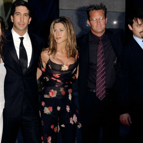 Enfin des retrouvailles pour les Friends?