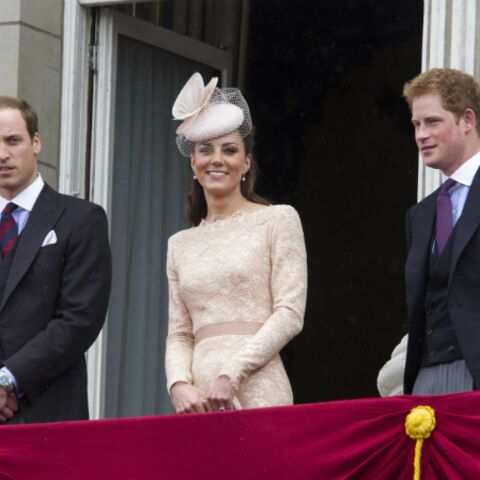 Kate, William et Harry: la montée en puissance