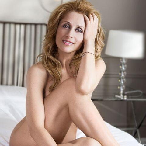 Exclu Gala- Lara Fabian en toute intimité