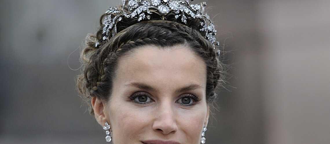 Photos – Letizia d'Espagne, Princesse Kate, les joyaux des couronnes