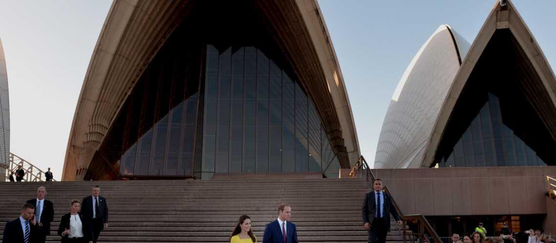 William, Kate et George en Australie, le pays de cœur de Diana