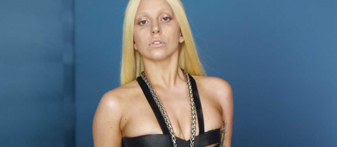 Lady Gaga au naturel…