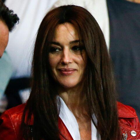 Monica Bellucci, Teddy Riner, Nicolas Sarkozy… tous au Parc des Princes