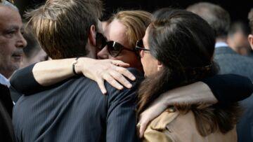 Sportifs et journalistes rassemblés aux obsèques de Patrice Dominguez