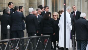 Jacques Chirac a assisté aux funérailles de sa fille Laurence