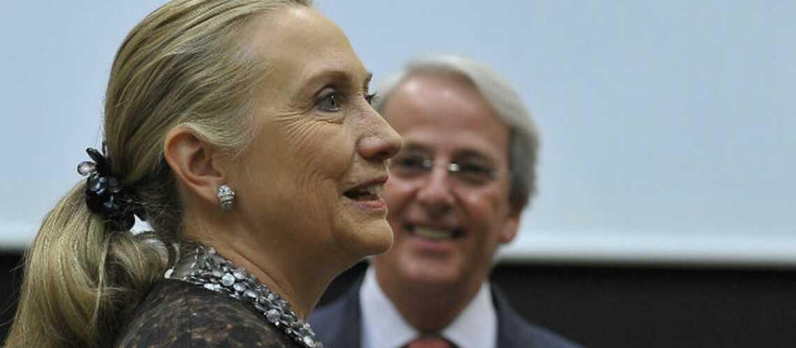 Hillary Clinton: le problème avec ses cheveux