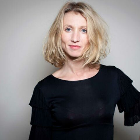 Alexandra Lamy évoque sa «difficile» séparation
