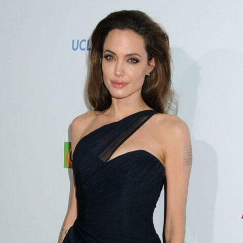 Angelina Jolie: des marshmallows pour la ligne