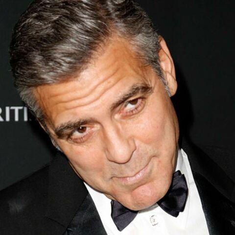 George Clooney sur son futur statut de père: «Je sais dans quoi je m'embarque»