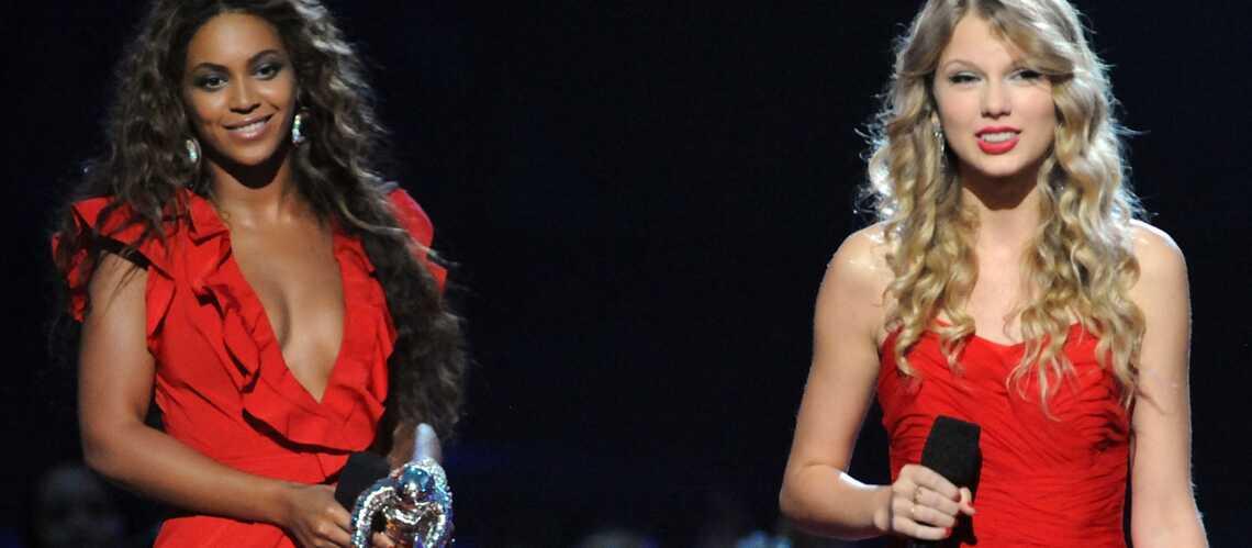 Beyoncé et Taylor Swift: nos scénarios pour un duo