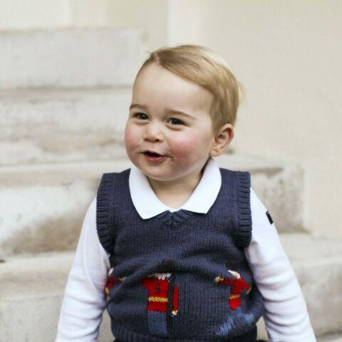 Prince George: so chic en short