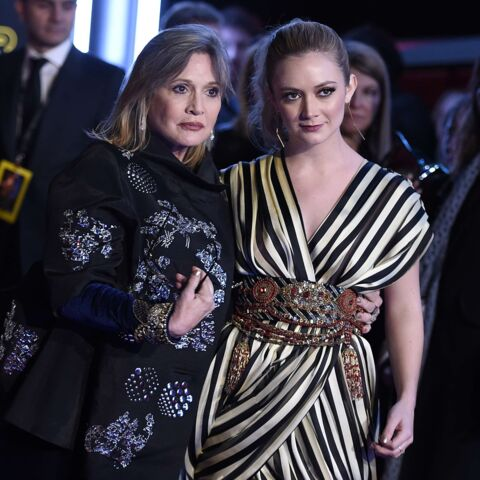 Star Wars- Quel rôle joue Billie Lourd, la fille de Carrie Fisher?