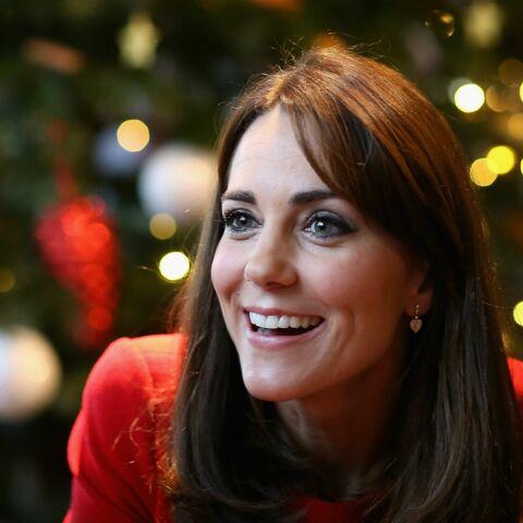 Princesse Kate, mère Noël