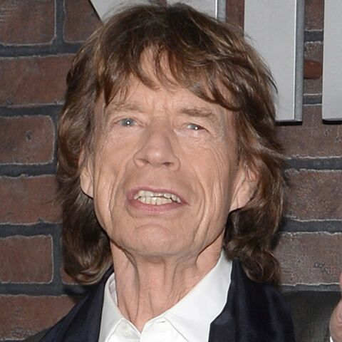 PHOTO- Découvrez le visage et l'étrange prénom du fils de Mick Jagger