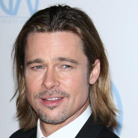 Brad Pitt et les strip-teaseuses