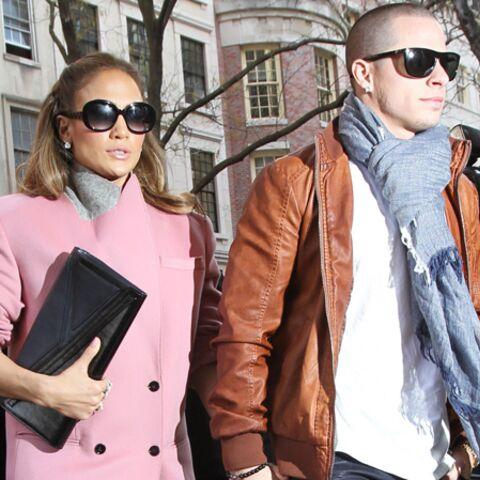 Jennifer Lopez et Casper Smart: tout roule entre eux!