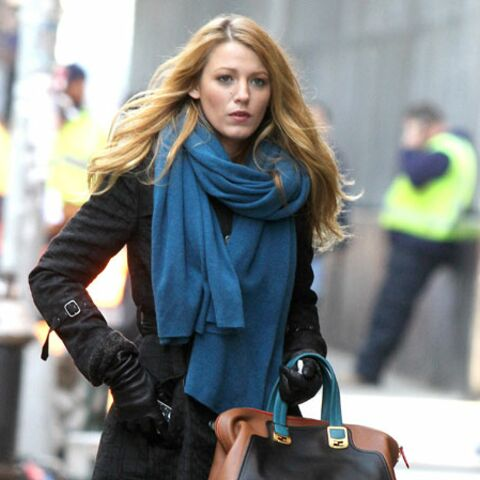 Shopping mode – Blake Lively