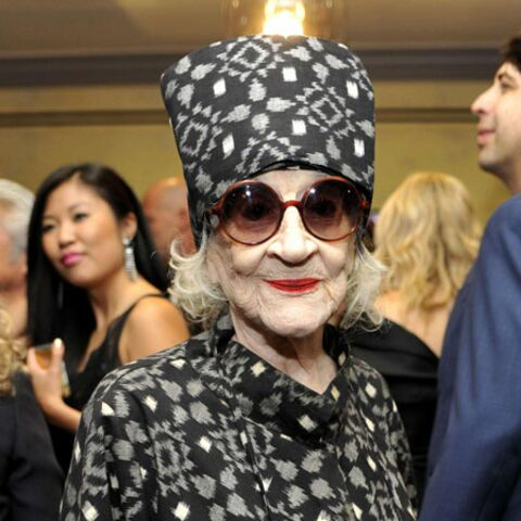 Zelda Kaplan est morte pendant la fashion week