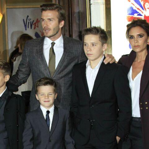 David Beckham va visiter Paris en famille