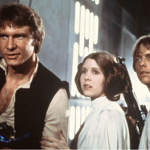 Star Wars VII raconté par la Princesse Leia