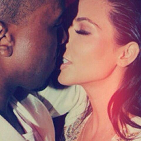 Photo – Le cadeau extravagant de Kanye West à Kim Kardashian