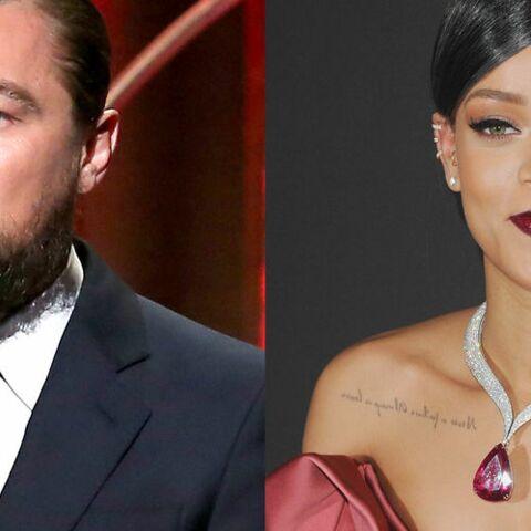 Rihanna et Leonardo DiCaprio, ensemble pour la Saint-Valentin