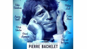 Gilbert Montagné rend hommage à Pierre Bachelet