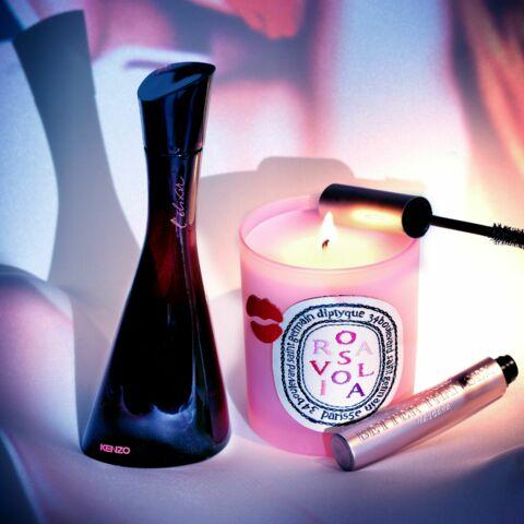 Make-up, parfums…Un vanity hot hot hot